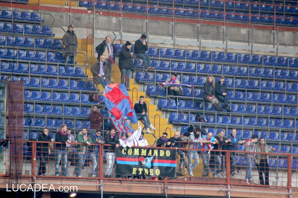 Sampdoria-Catania 2013/2014