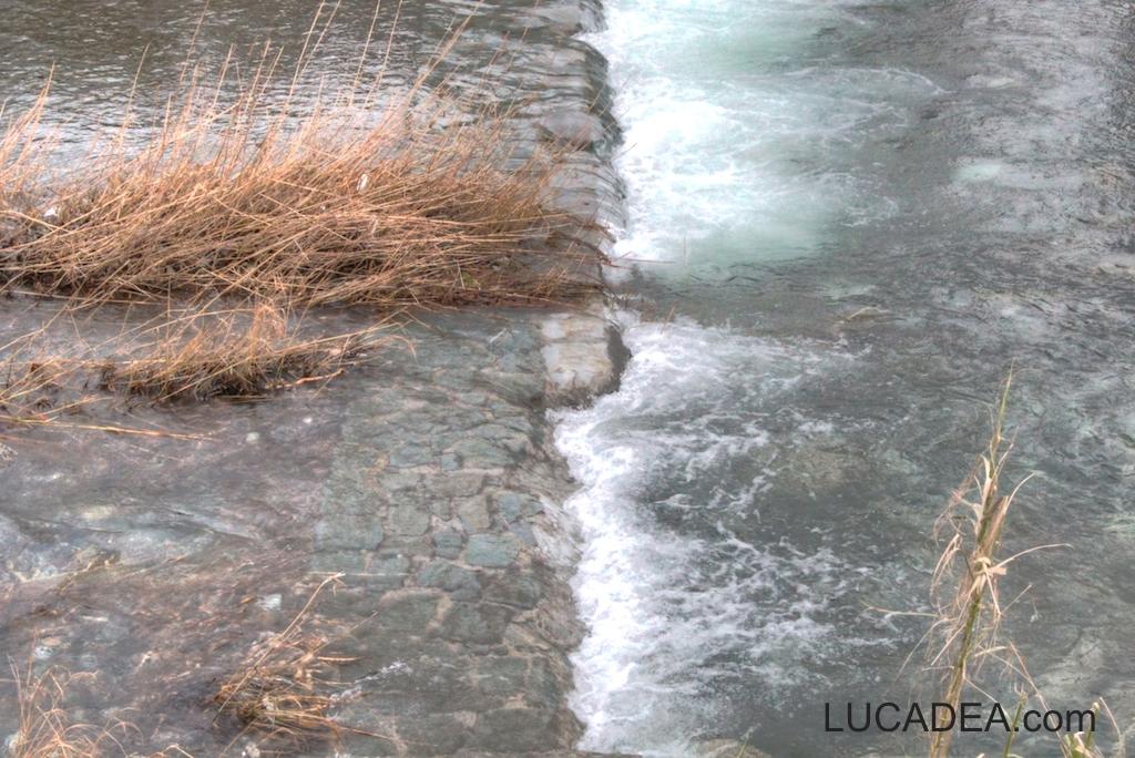 Cascatina sul Petronio