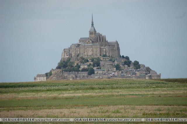 Foto di Mont Saint-Michel - Francia