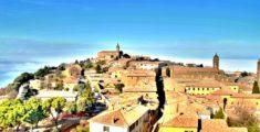 Montalcino (foto hdr)