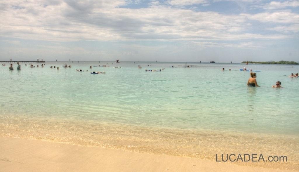 spiaggia roatan