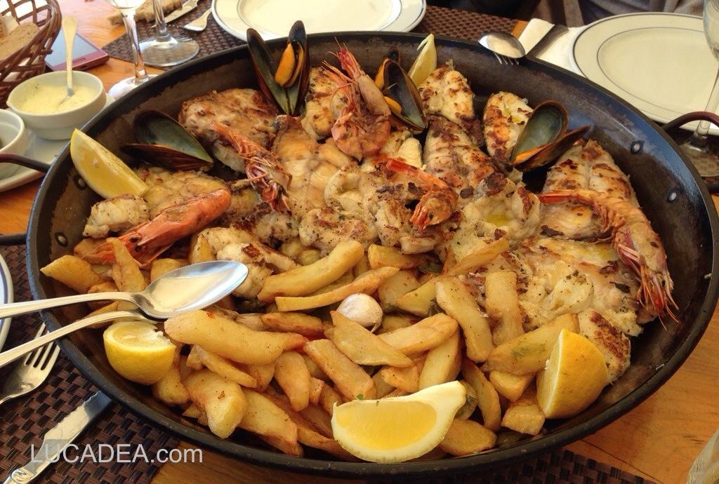 Mangiando a Ibiza