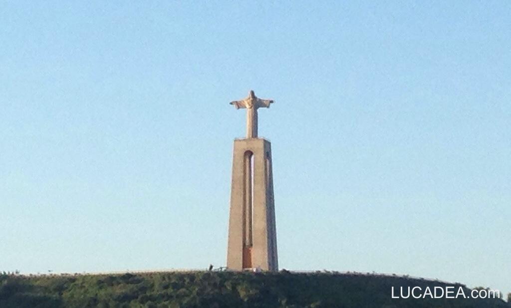 Il Cristo redentor di Lisbona