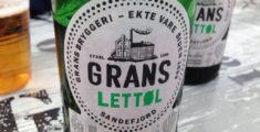 Birra Grans Lettol: bionda norvegese (foto)