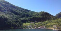 Flam in Norvegia (foto)