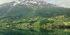 Olden in Norvegia