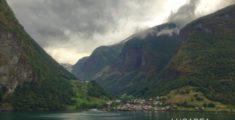 Paesaggio norvegese (foto)