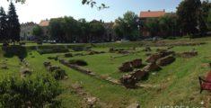 Resti romani a Sremska Mitrovika (foto)