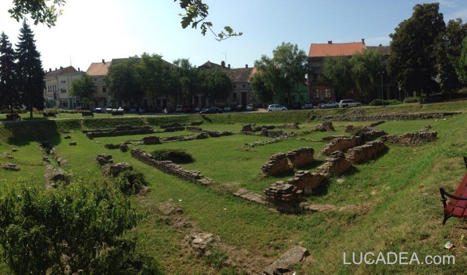 resti romani a sremska