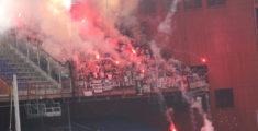 Sampdoria-Eintracht Francoforte 2014/2015 trofeo Vujadin Boskov e presentazione
