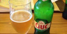 Birra Ciuc, bionda rumena