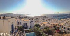 Panoramica di Mykonos (foto)