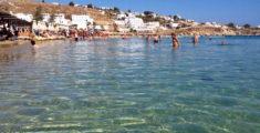 Spiagge da sogno: Platys Gialos, Mykonos