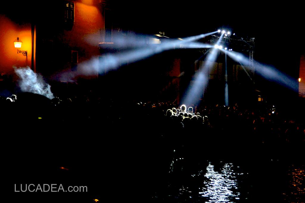 Le foto della Silent Disco a Sestri Levante il 08 agosto 2014