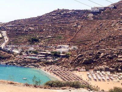 Spiagge da sogno: Super Paradise, Mykonos