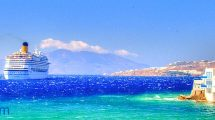 Costa Fascinosa a Mykonos