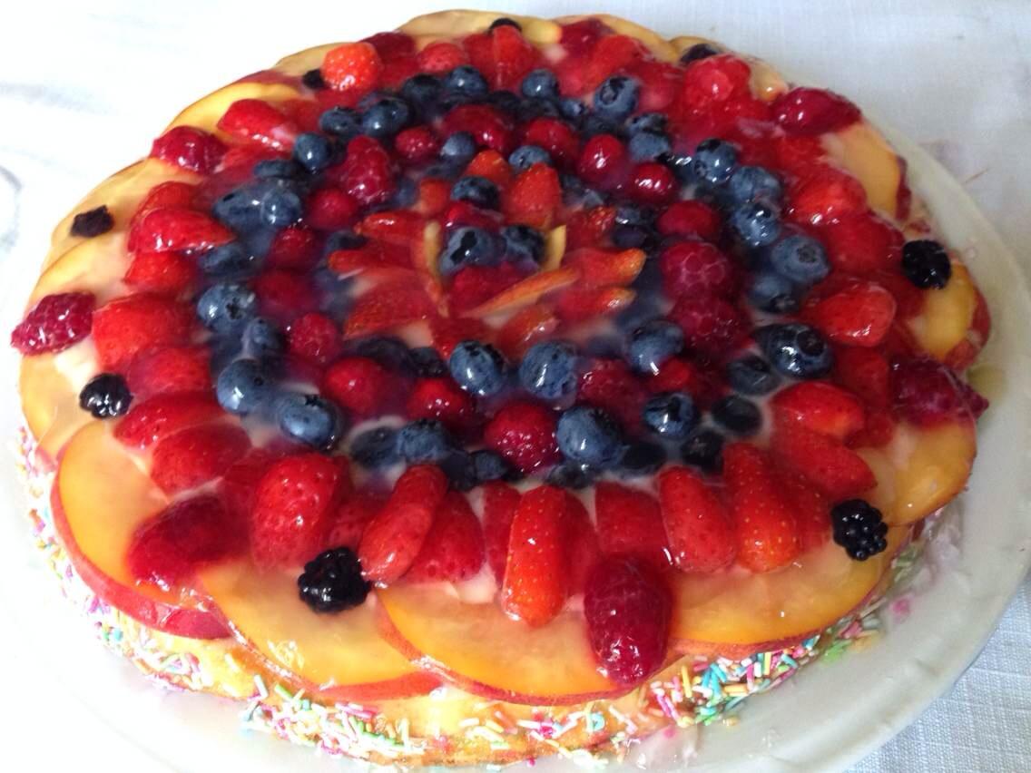 奶奶的生日蛋糕nonna birthday cake