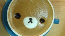 Latte art (foto)