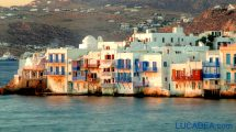 Little Venice a Mykonos