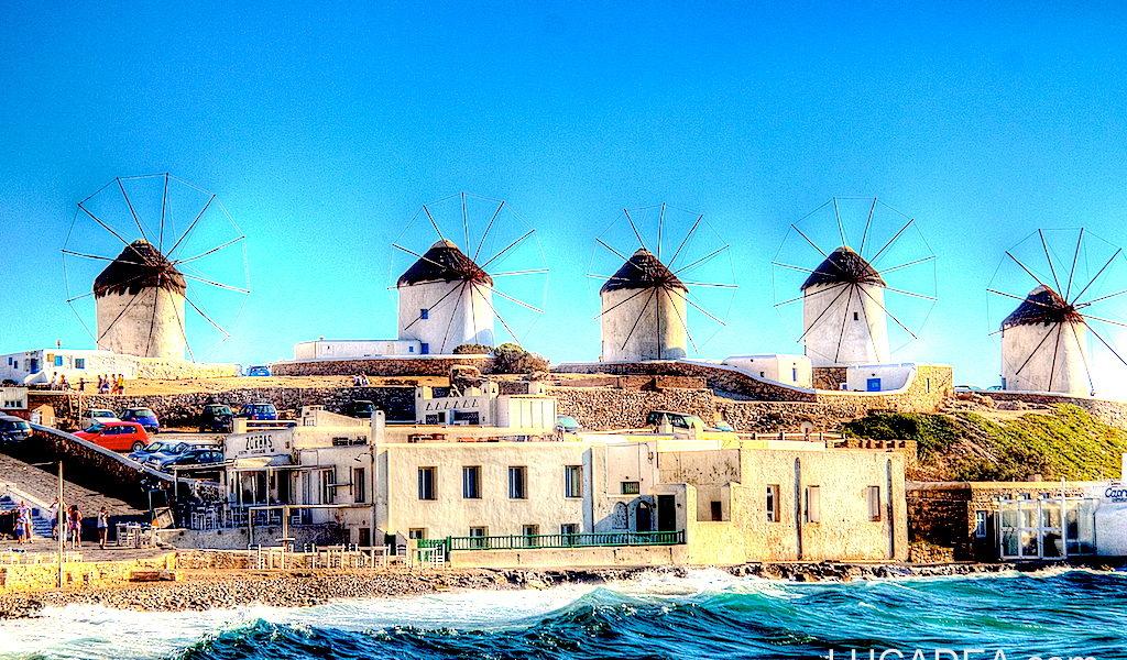Mulini di Mykonos