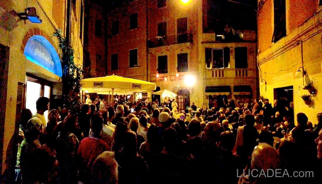 Musica lirica a Monterosso