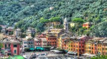 Il porticciolo di Portofino