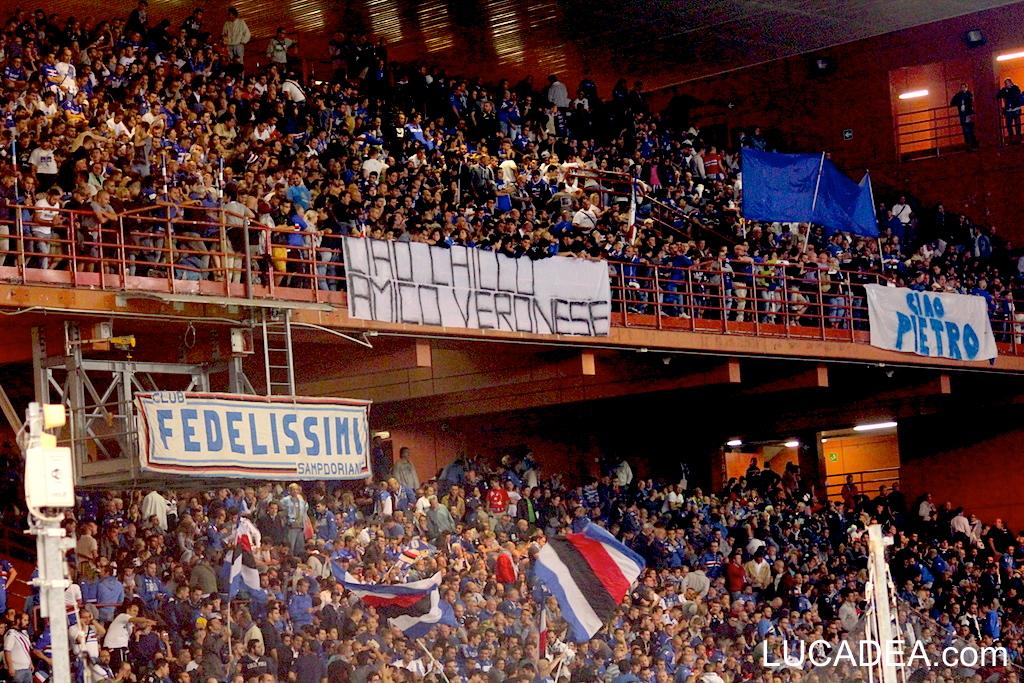 Sampdoria-Chievo Verona 2014/2015