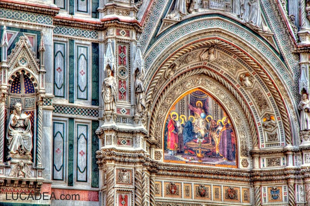 Particolare del Duomo di Firenze