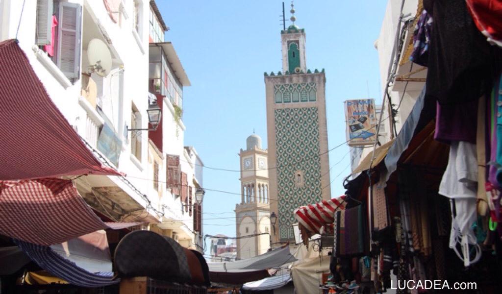 Bazar e minareti