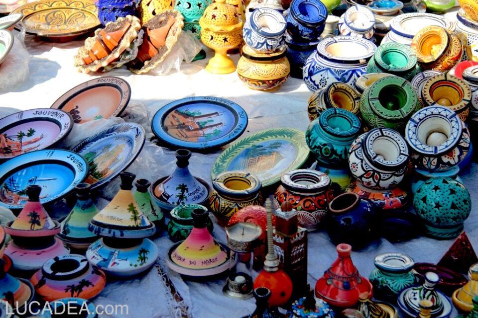 oggetti marocchini