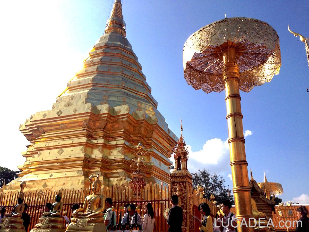Wat phra doi suhep