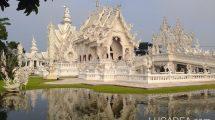 Wat Rong Khan temple