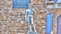 David di Michelangelo a Firenze, la statua più famosa (foto)
