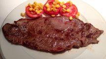 Fettina di carne (foto)