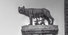 La lupa romana (foto)