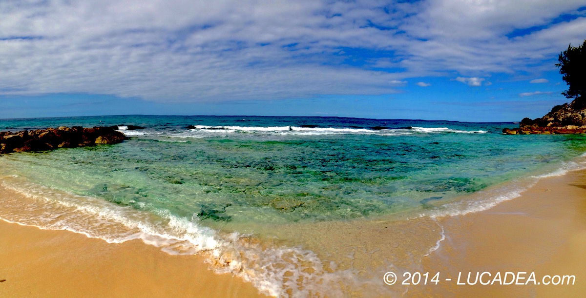Spiagge da sogno: Blue Lagoon in Nassau (foto)