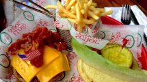 Hamburger da Mr Frog