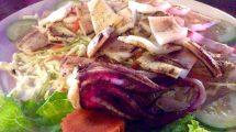 Calamaro alla griglia (foto)