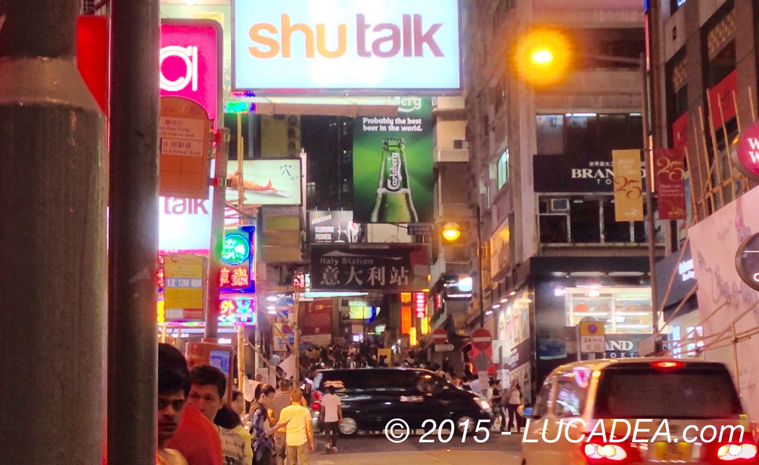 Lan Kwei Fong a Hong Kong
