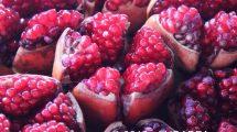 Melograno: un frutto spettacolare dai mille grani