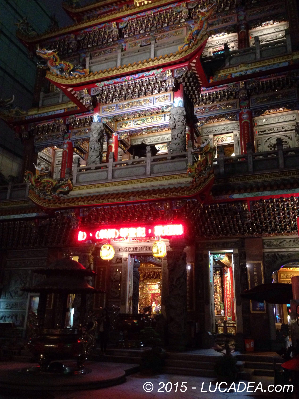 Templi a Taipei (foto)