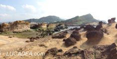 Yehliu Geopark in Taiwan, un parco extraterrestre (foto)