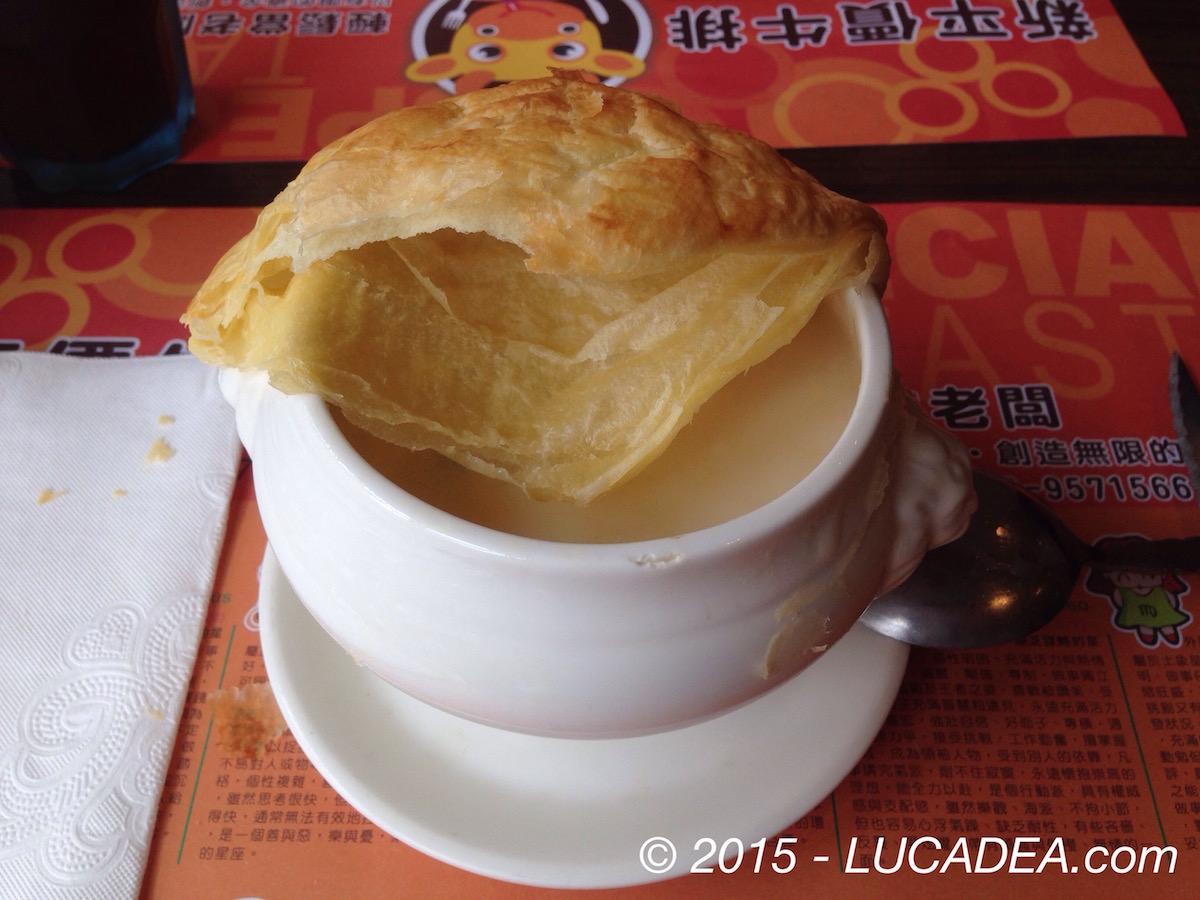 Zuppa per antipasto