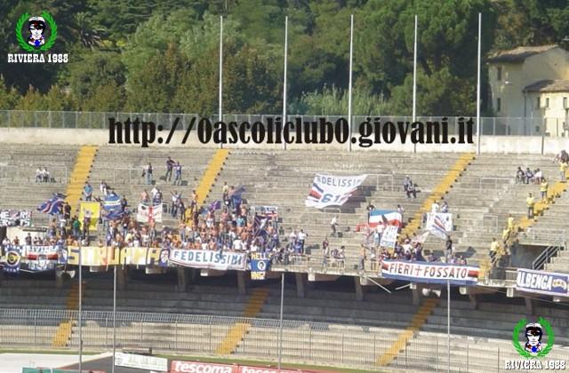 Ascoli-Sampdoria 2006/2007