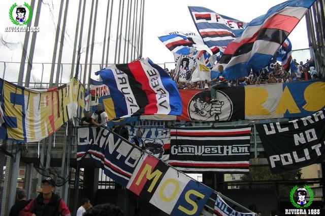 Atalanta-Sampdoria 2006/2007