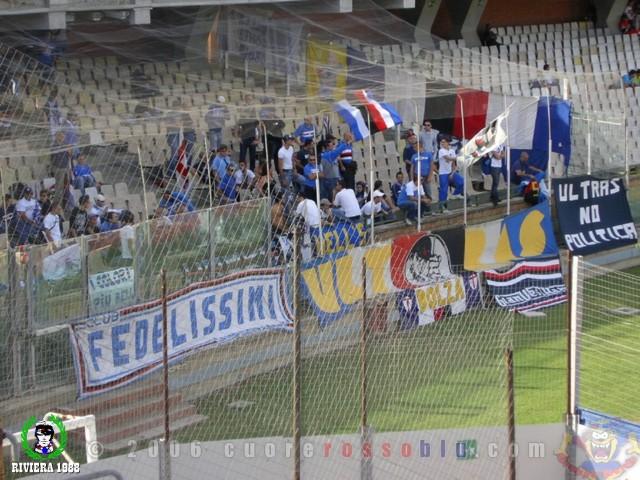 Cagliari-Sampdoria 2006/2007