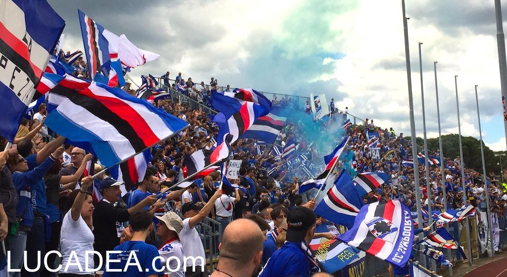 Empoli-Sampdoria 2014/2015
