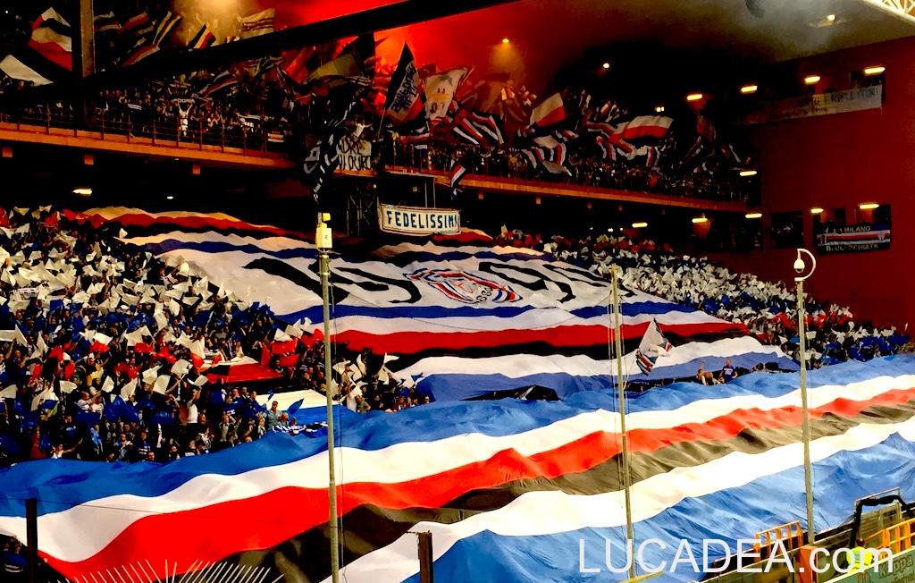 Sampdoria-Lazio 2014/2015