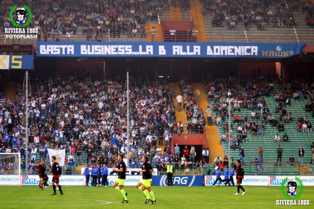 Sampdoria-Milan 2006/2007