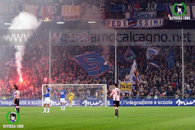 Sampdoria-Palermo 2006/2007 coppa Italia